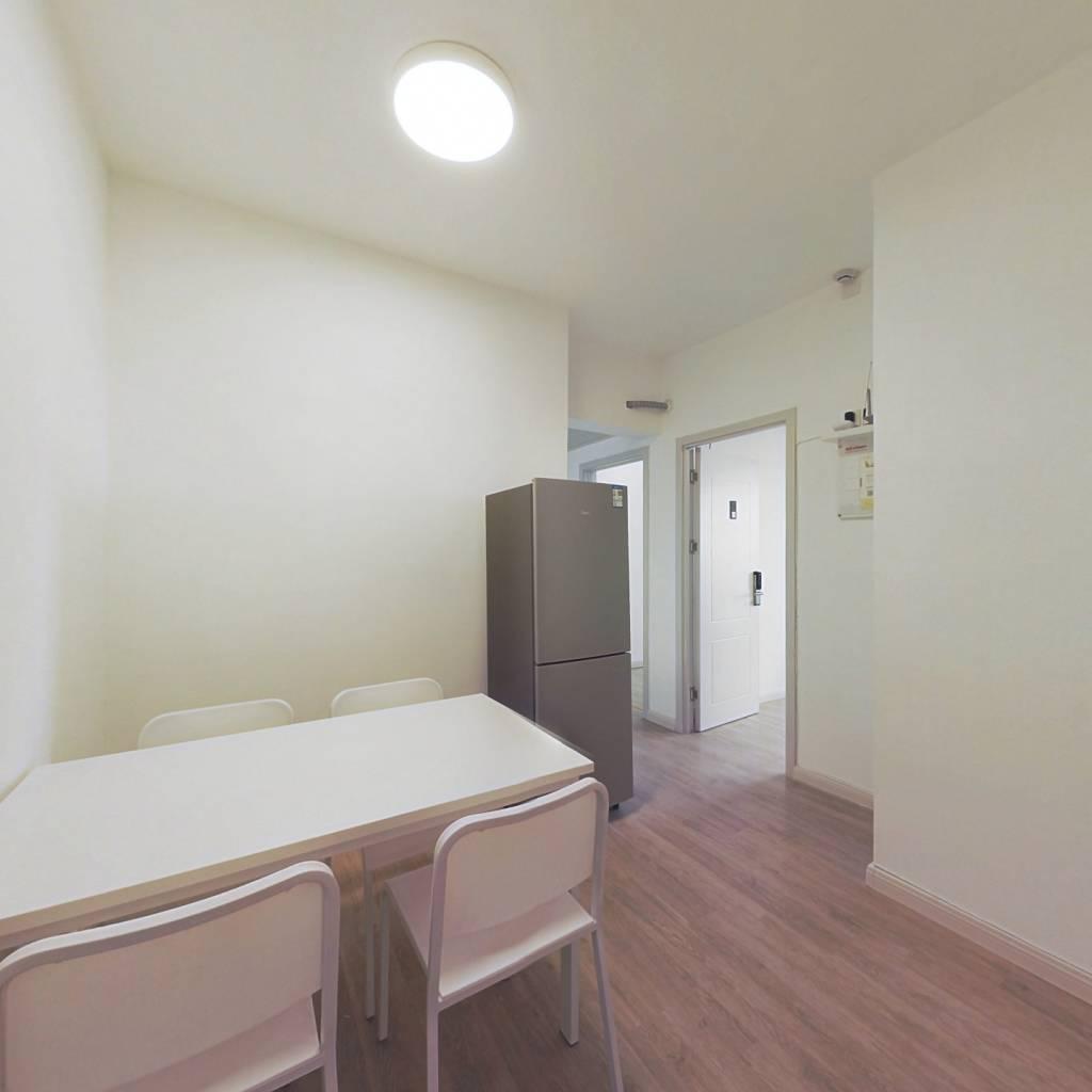 合租·前海东岸 4室1厅 南卧室图