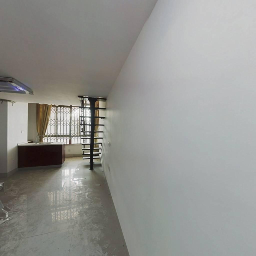 小户型楼层好、视野宽阔、采光十足、带精装修