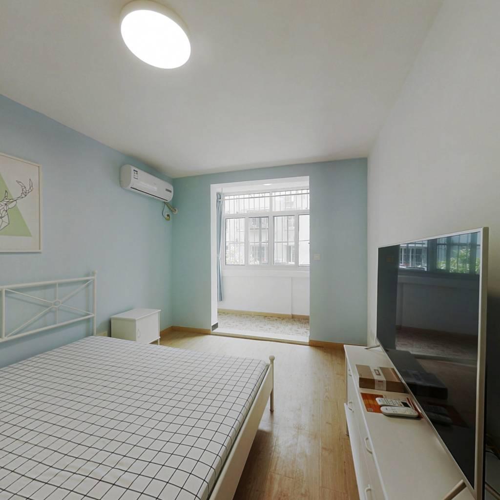 整租·唐家宅小区 1室1厅 南卧室图