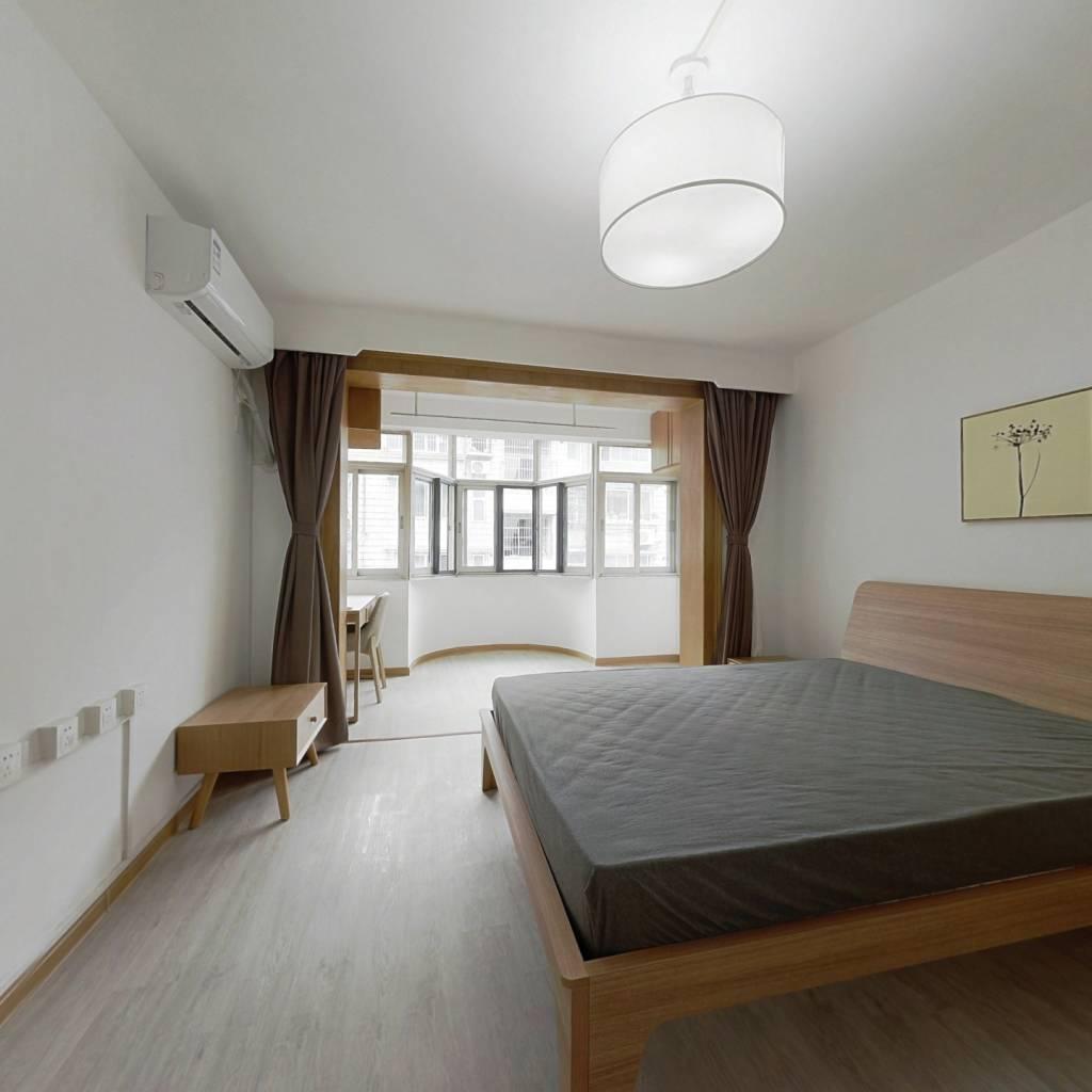 整租·华光路 2室1厅 南北卧室图