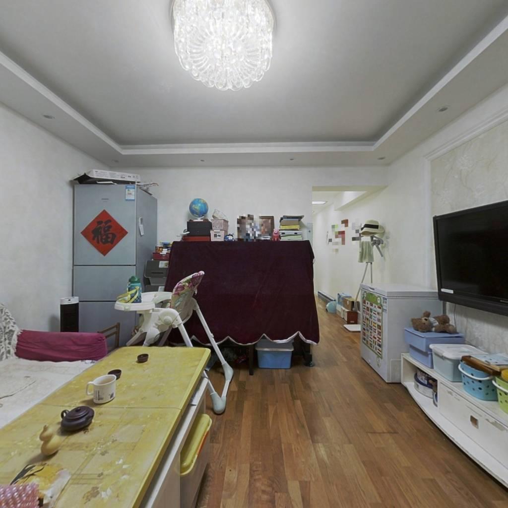 西城区 黄寺大街24号院 精装南北向两居室