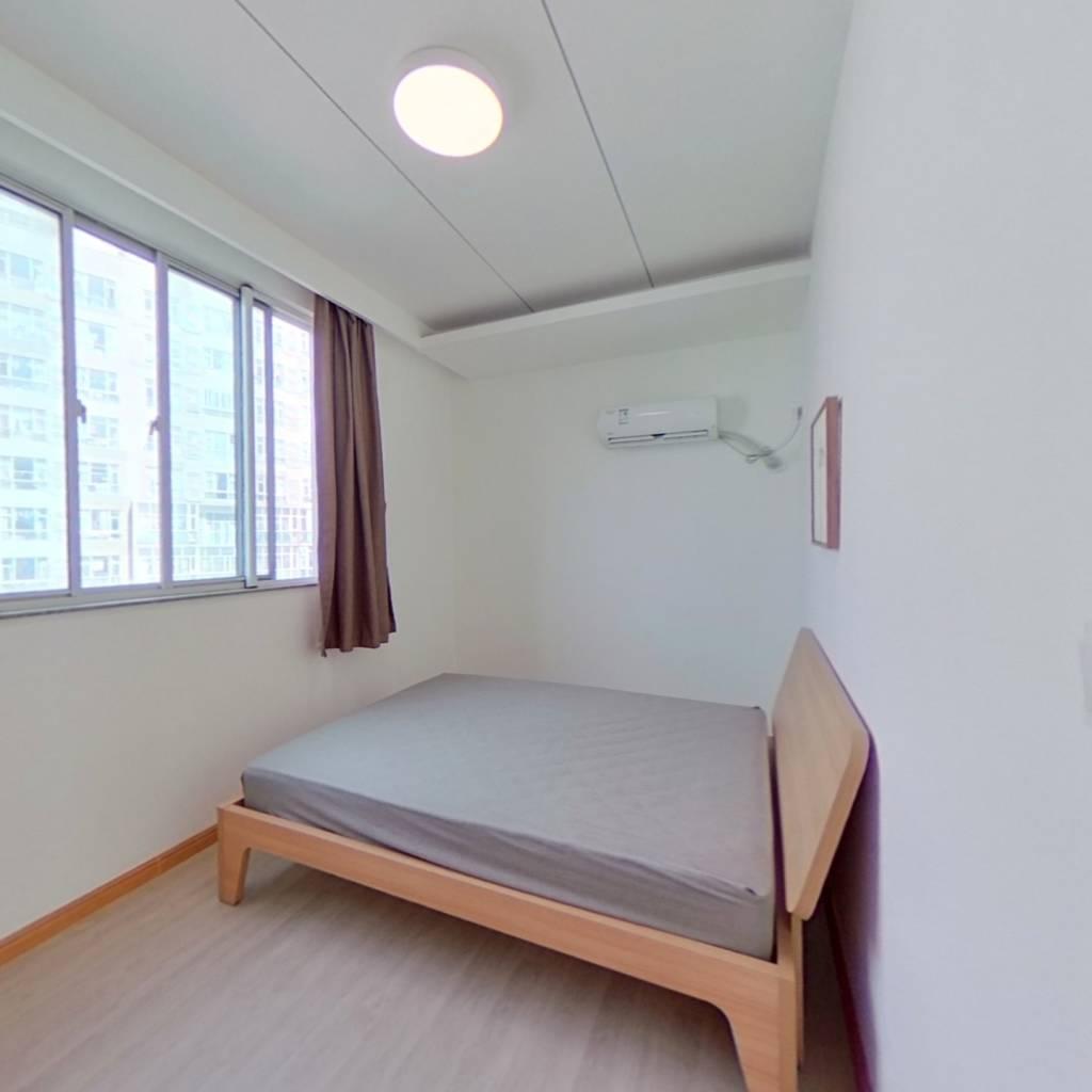 整租·青春驿站 2室1厅 南卧室图