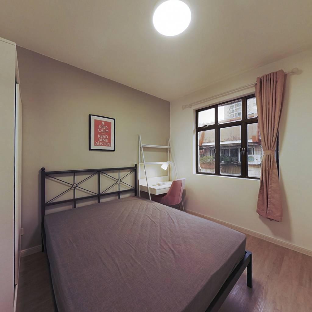 合租·龙城新苑 3室1厅 北卧室图