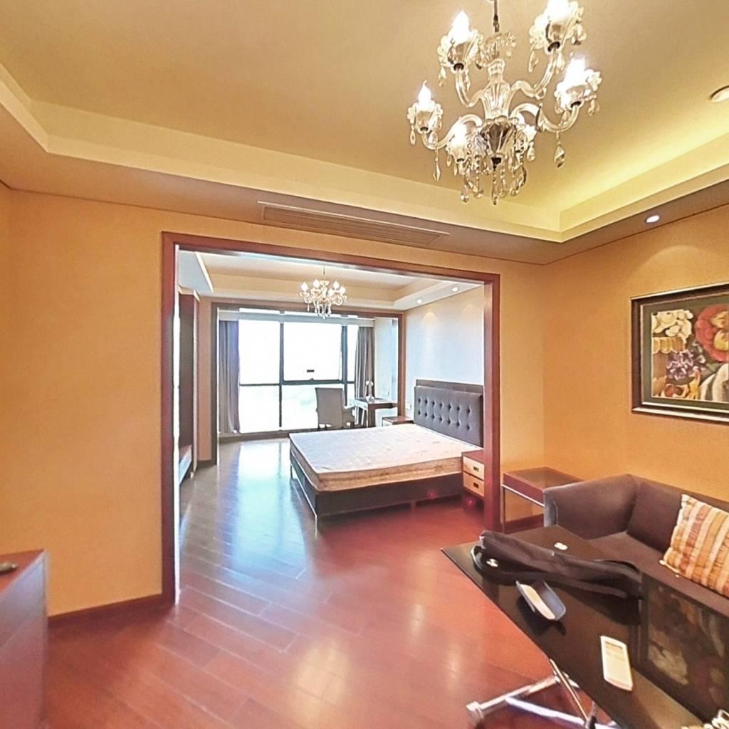 整租·绿城水晶蓝湾 1室1厅 北