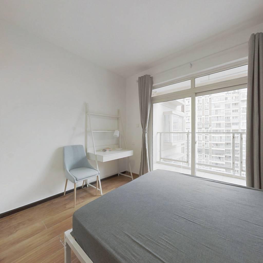合租·沙河路苑 3室1厅 东卧室图