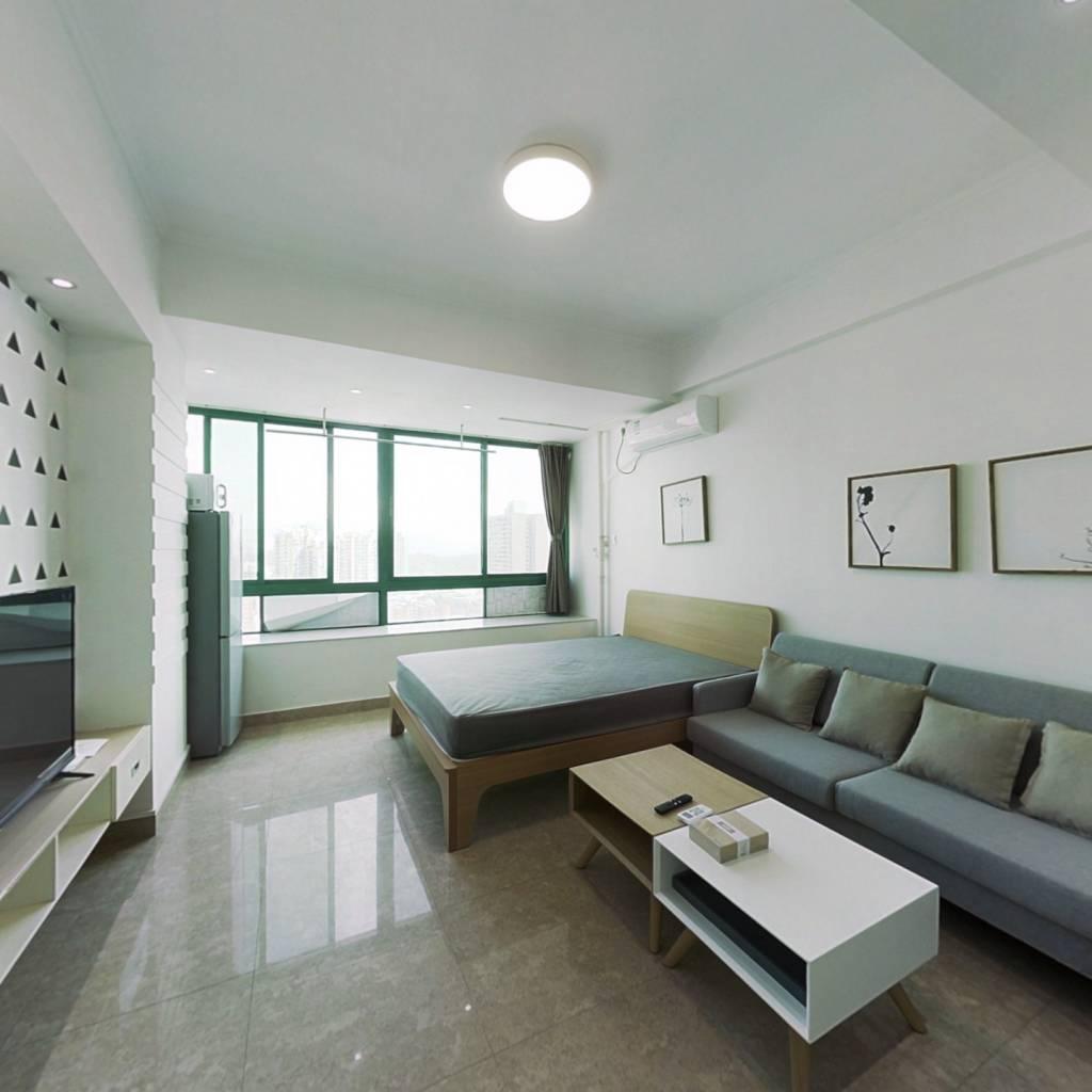 整租·长丰苑 1室1厅 南卧室图