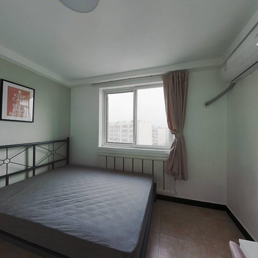 合租·园荫北里 2室1厅 北卧室图