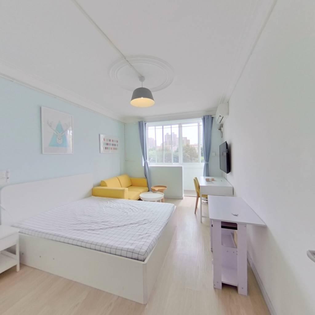 整租·三乐新村 2室1厅 南卧室图