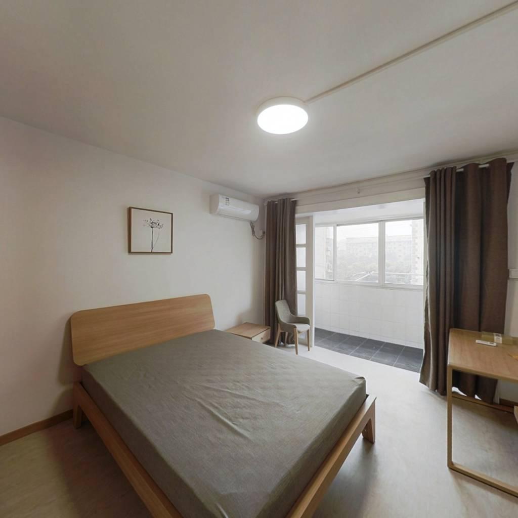 整租·海阳新村 1室1厅 南卧室图