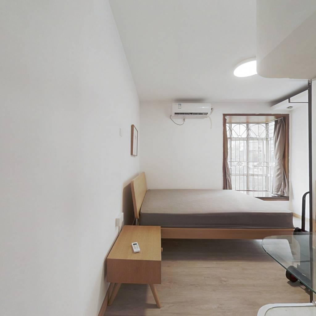 整租·新新家园 2室1厅 北卧室图