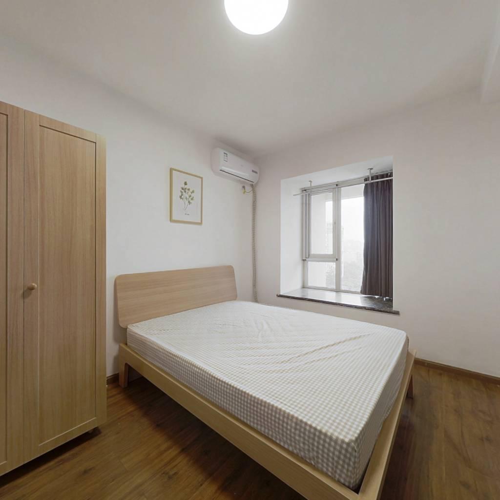 合租·武海中华锦绣 3室1厅 南卧室图