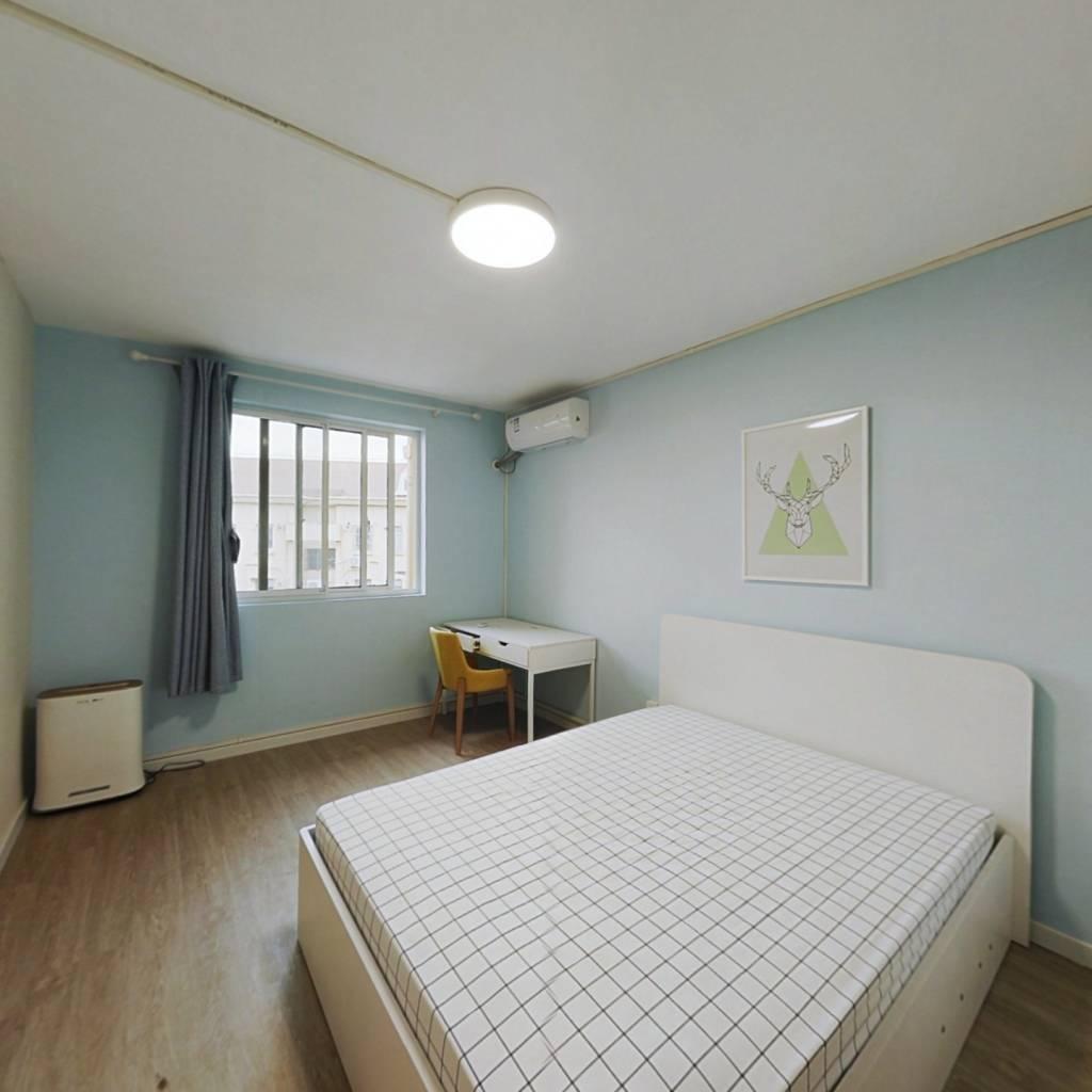 整租·花苑村丁香园 2室1厅 南卧室图