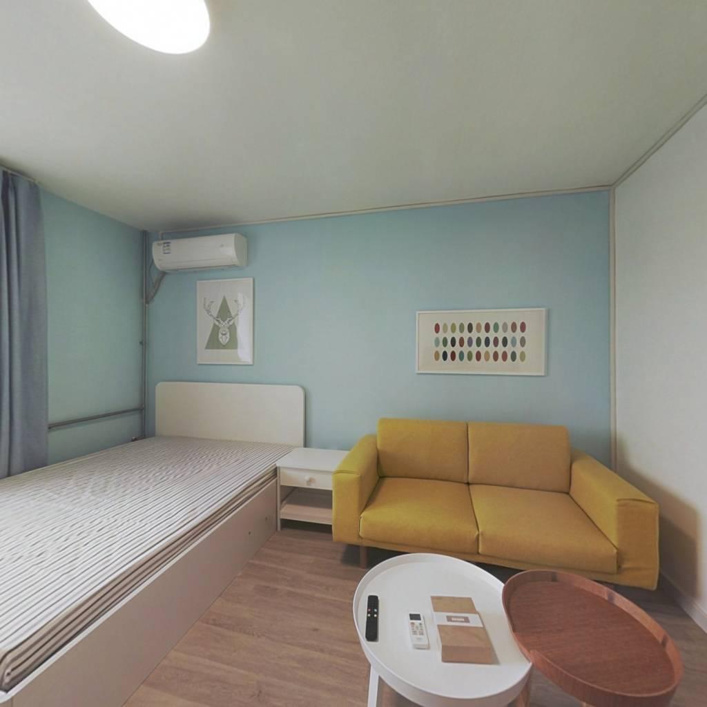 整租·大泥湾 1室1厅 南卧室图
