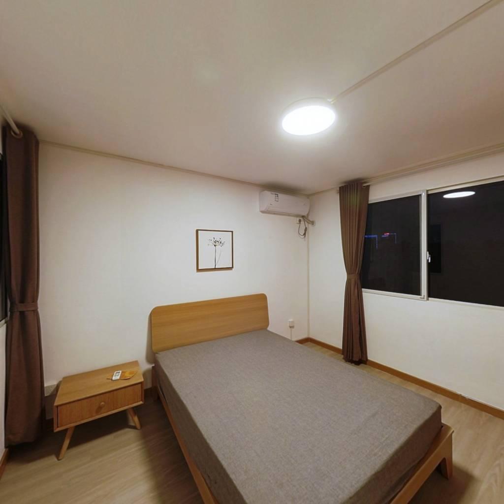 整租·清涧二街坊 2室1厅 南卧室图
