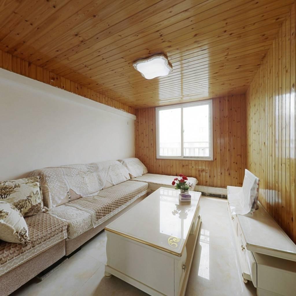 两个卧室朝阳 还有两个超大露台 单价低