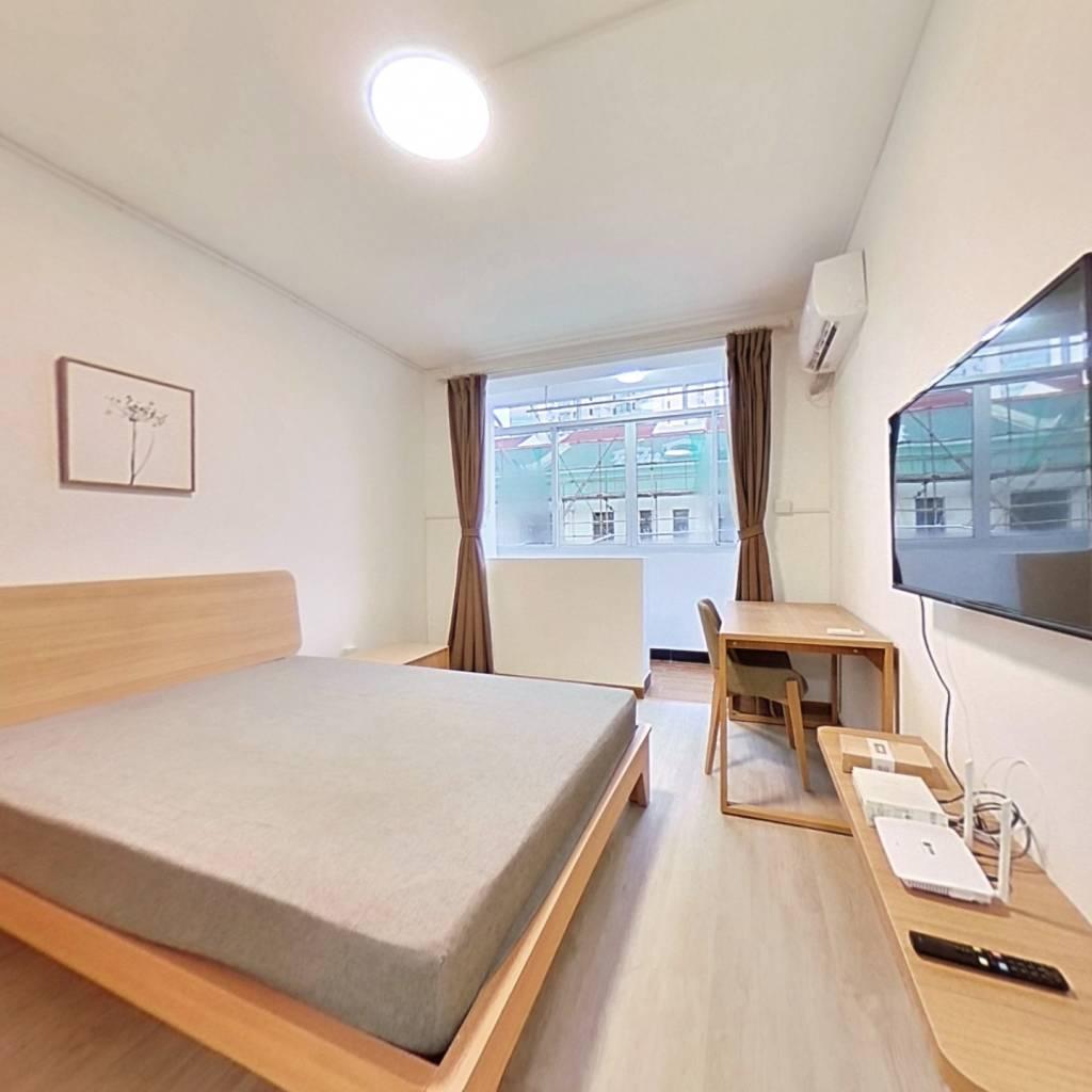 整租·光新路129弄 1室1厅 南卧室图