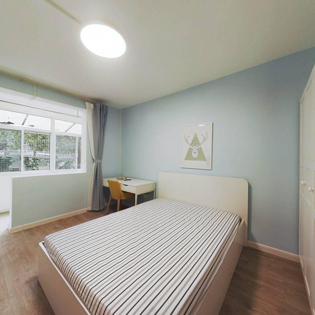 整租·一枝园小区 2室1厅 南卧室图
