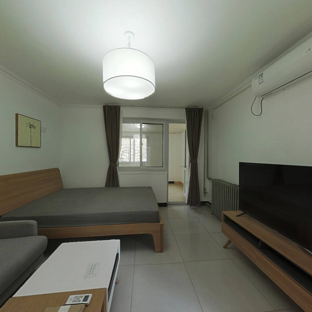 整租·安华西里社区 2室1厅 东卧室图