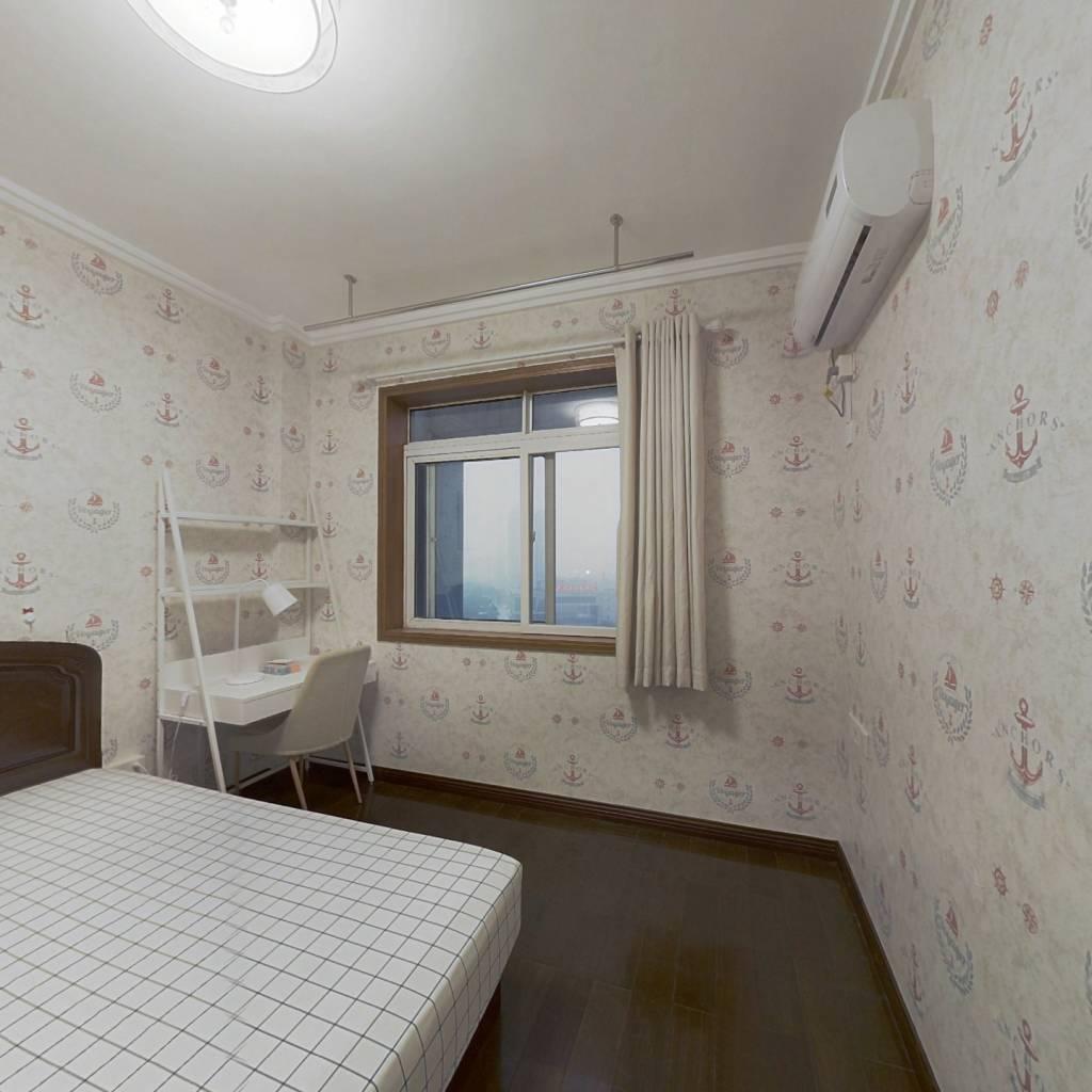 合租·江南明珠园 4室1厅 南卧室图