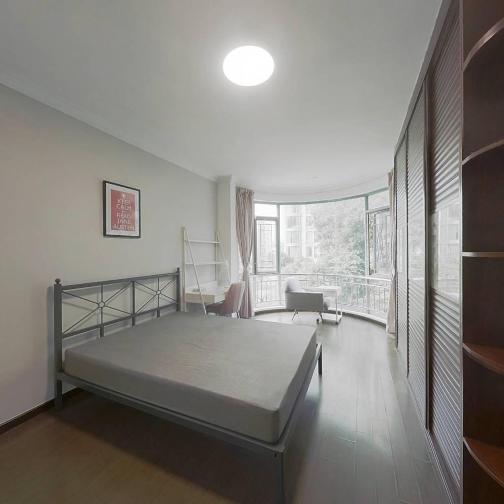 合租·逸景翠园 4室1厅 北卧室图