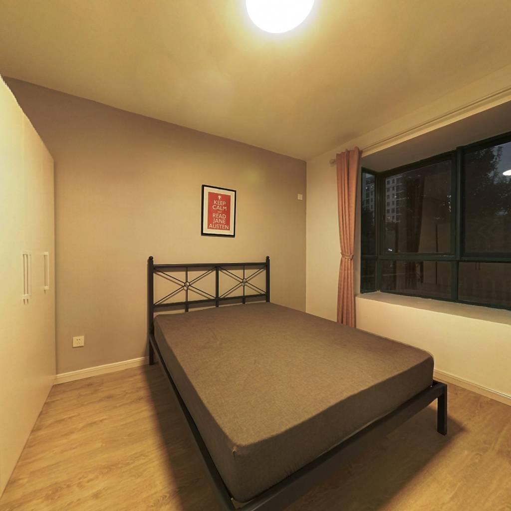 合租·荣盛名邸(公寓) 3室1厅 南卧室图