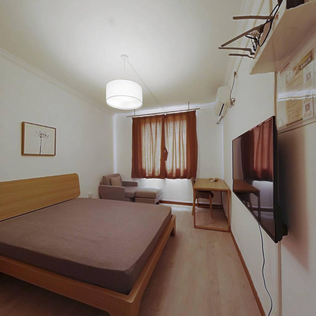 整租·潍坊三村 1室1厅 南卧室图
