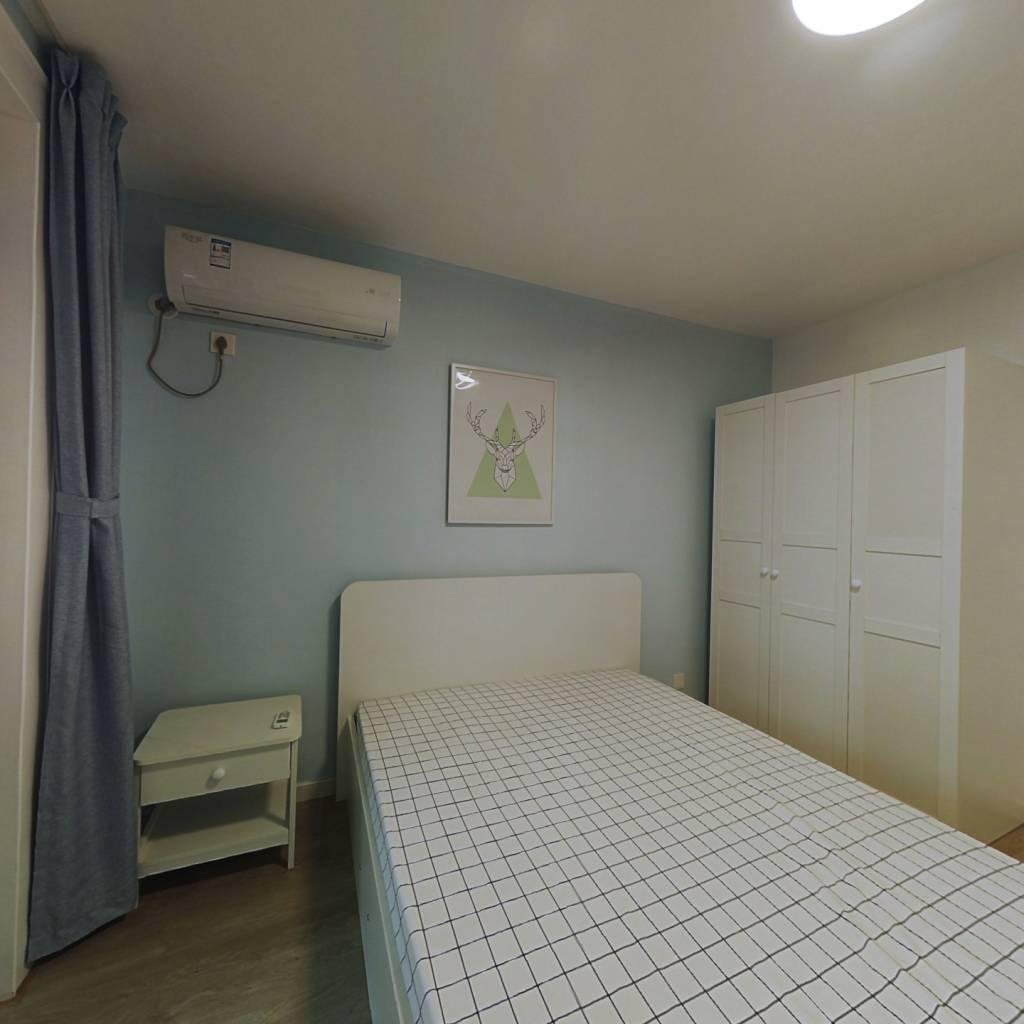 整租·新里城和合苑 1室1厅 南卧室图