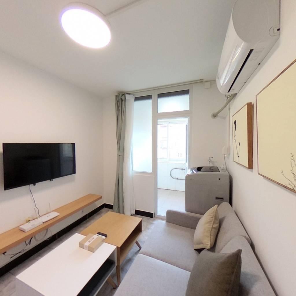 整租·华龙苑中里 1室1厅 南卧室图