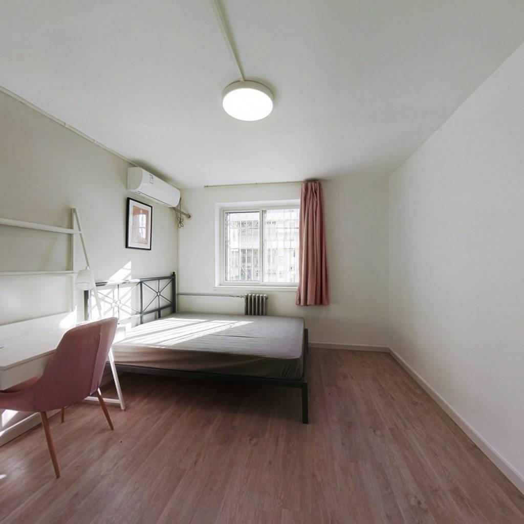 整租·万泉河62号院 2室1厅 东卧室图