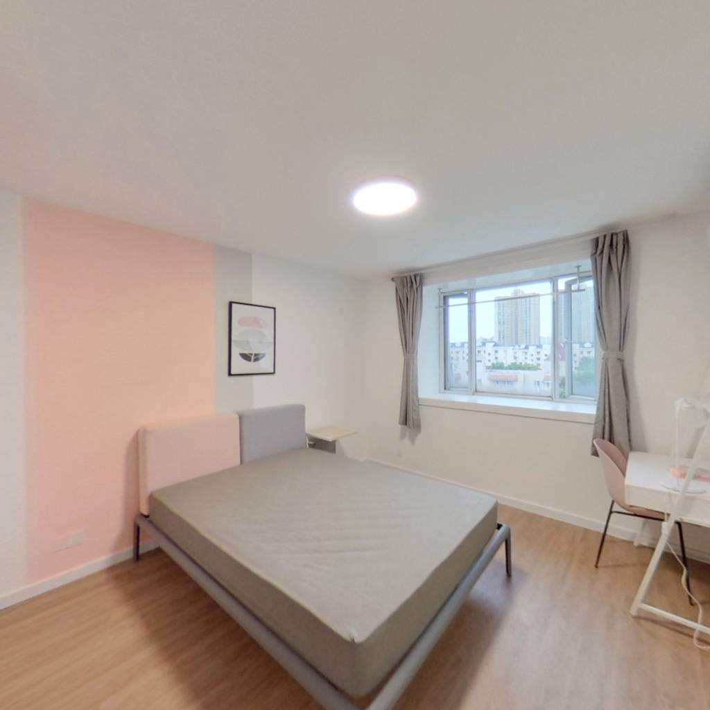 合租·博爱家园 4室1厅 北卧室图