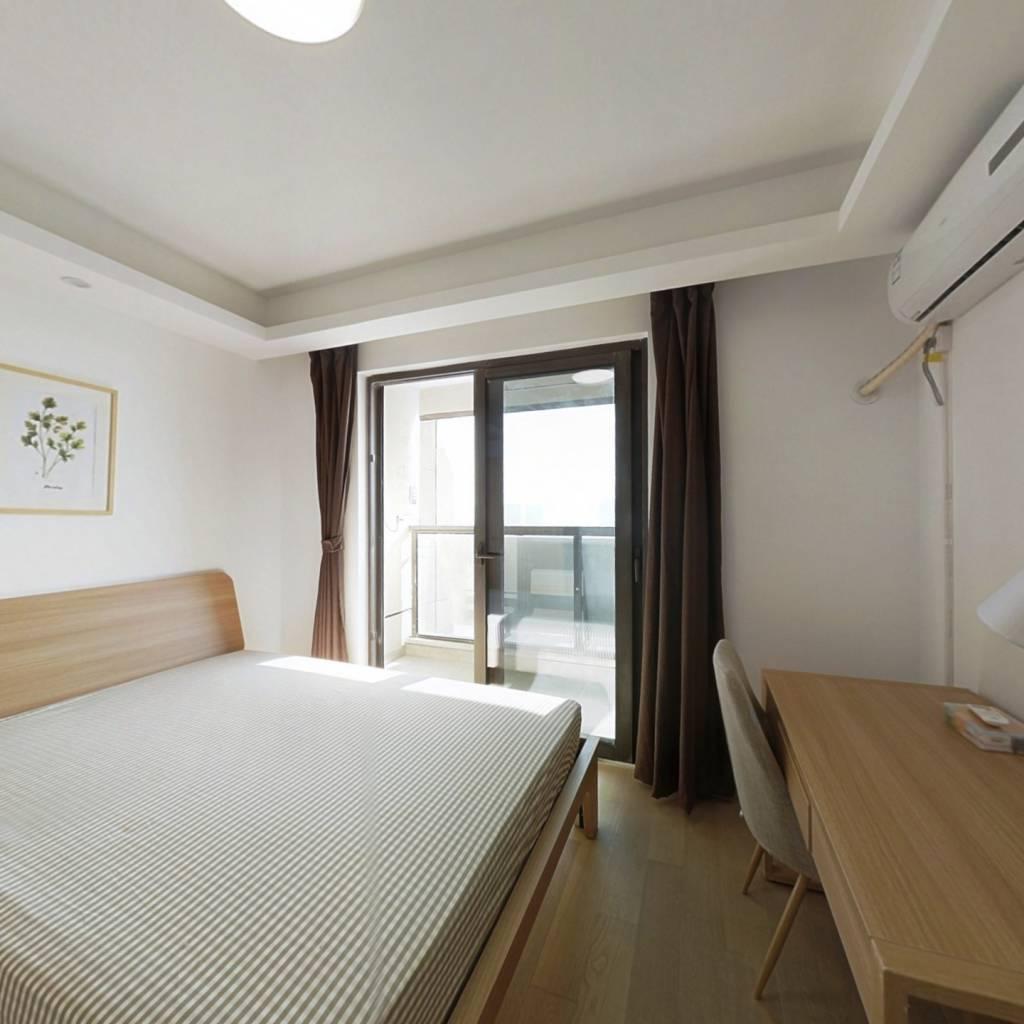 合租·中城悦城二期 4室1厅 西卧室图