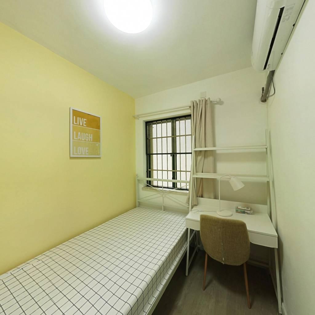 合租·丰兴广场 5室1厅 北卧室图