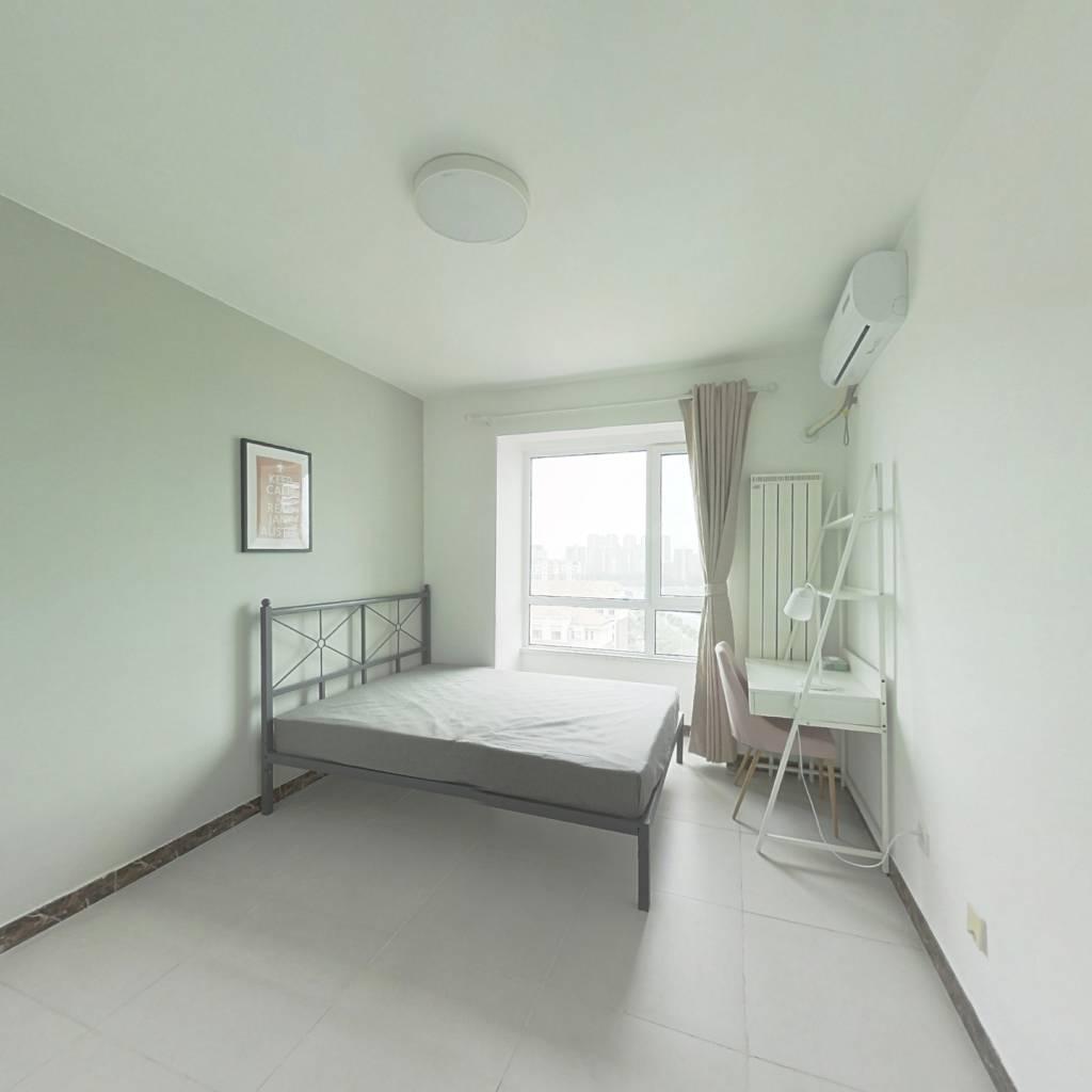 合租·新景园 3室1厅 南卧室图
