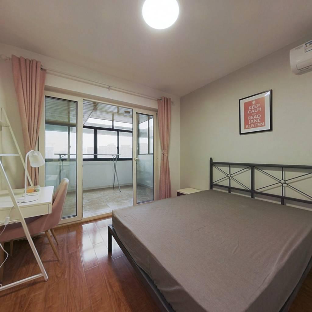 合租·蓝光凯丽香江 3室1厅 南卧室图