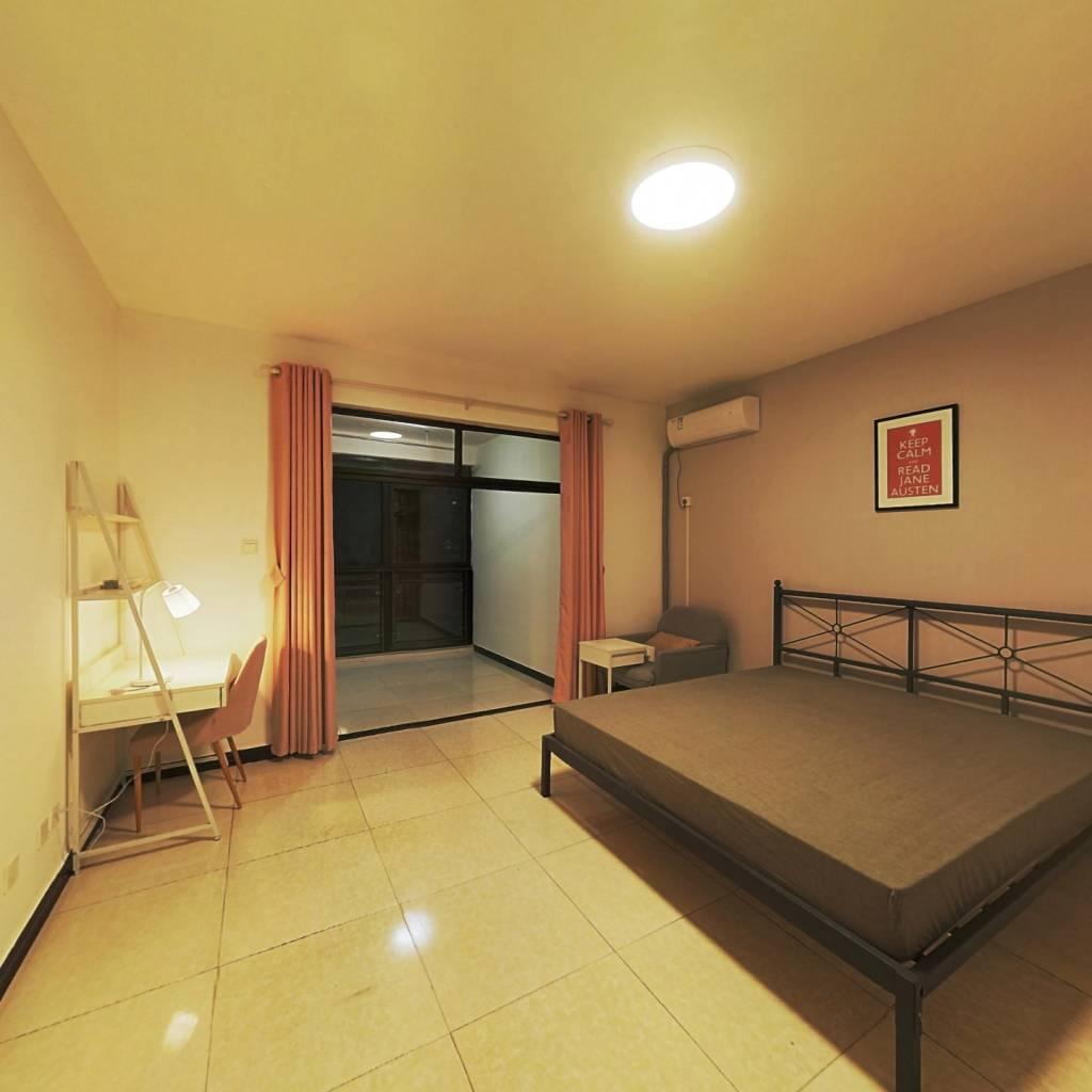 合租·丽都帝景 4室1厅 东北卧室图