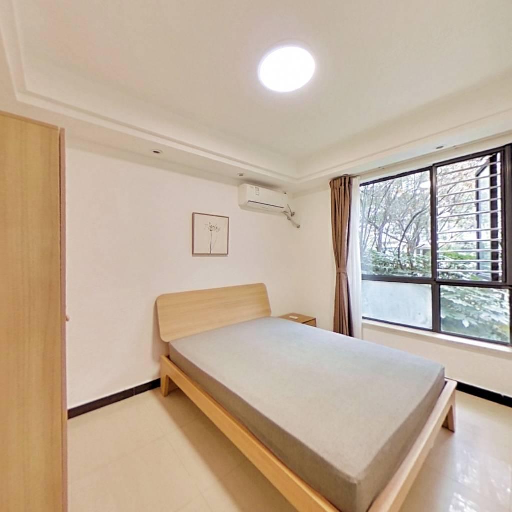 整租·奥林匹克花园 2室1厅 南卧室图