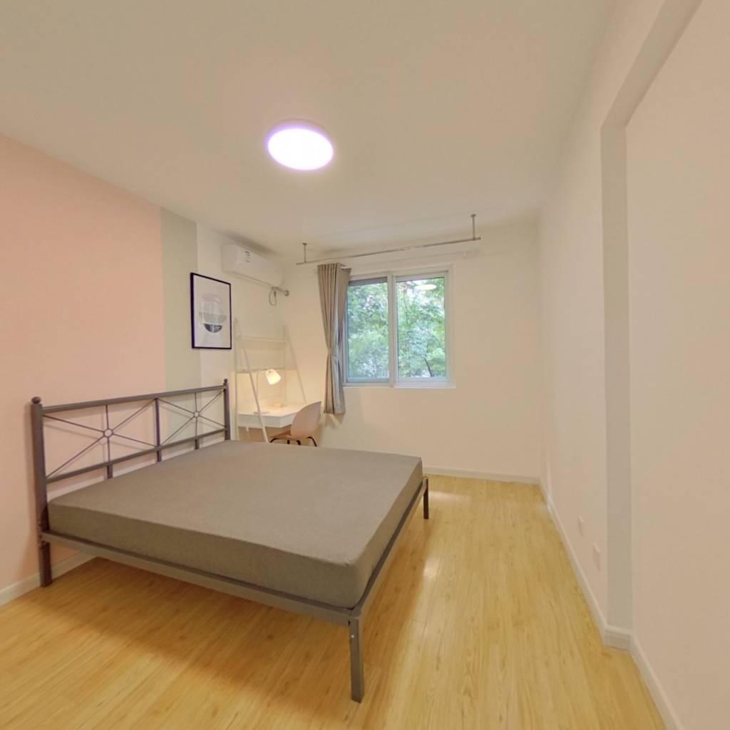 合租·清荷园南园 4室1厅 南卧室图