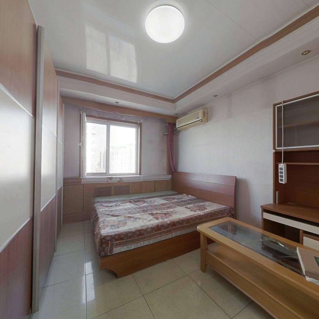 十号线牡丹园月季园带电梯楼龄新中间楼层公房两居室