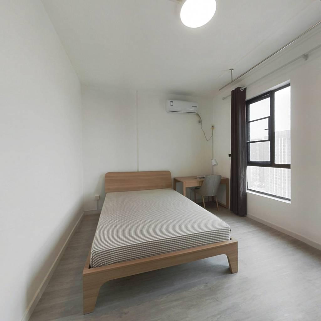 合租·庭瑞时代 4室1厅 东卧室图