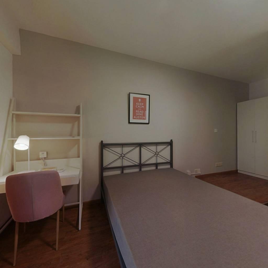 合租·锦绣龙城 3室1厅 南卧室图
