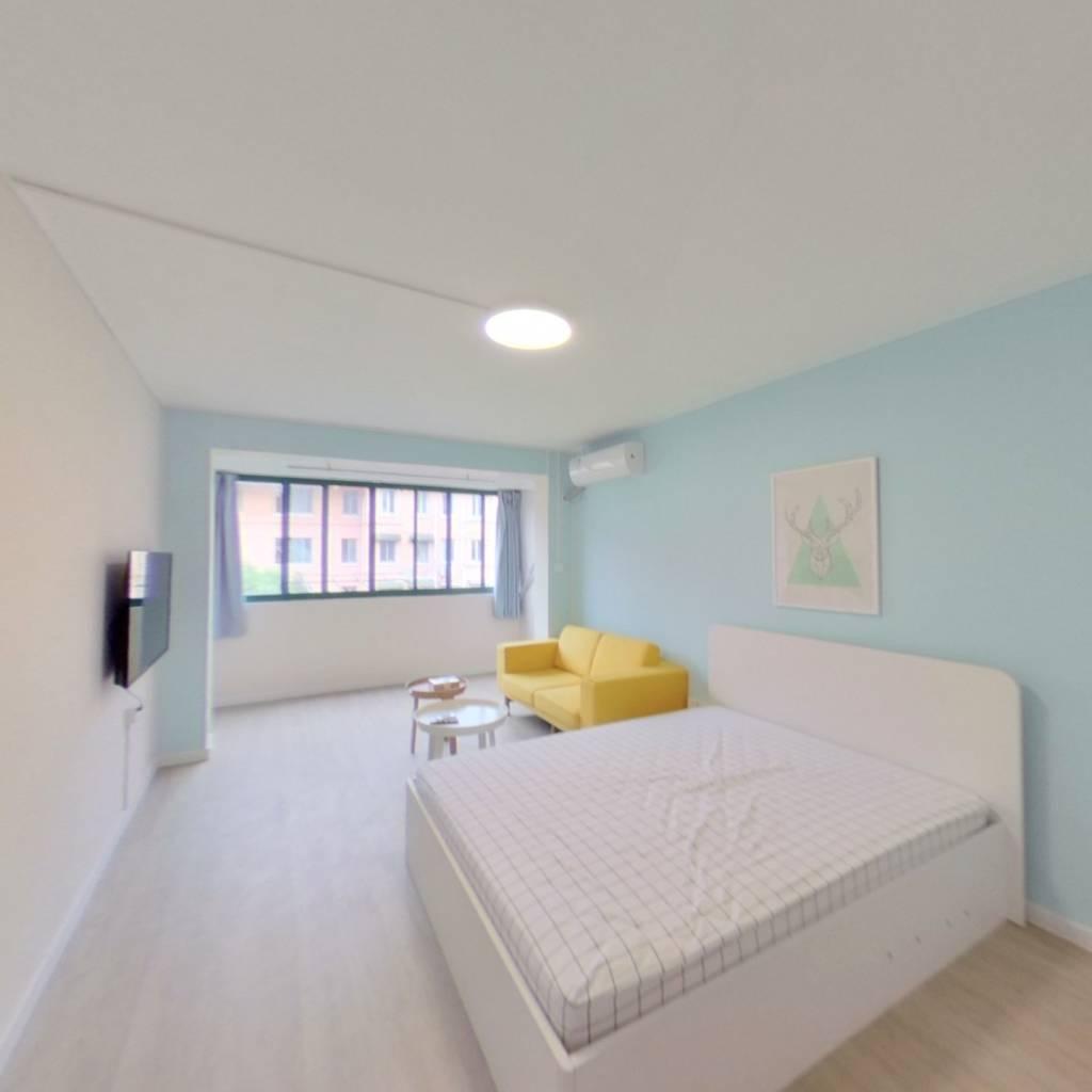 整租·华松西区(仙霞西路700弄) 1室1厅 南卧室图