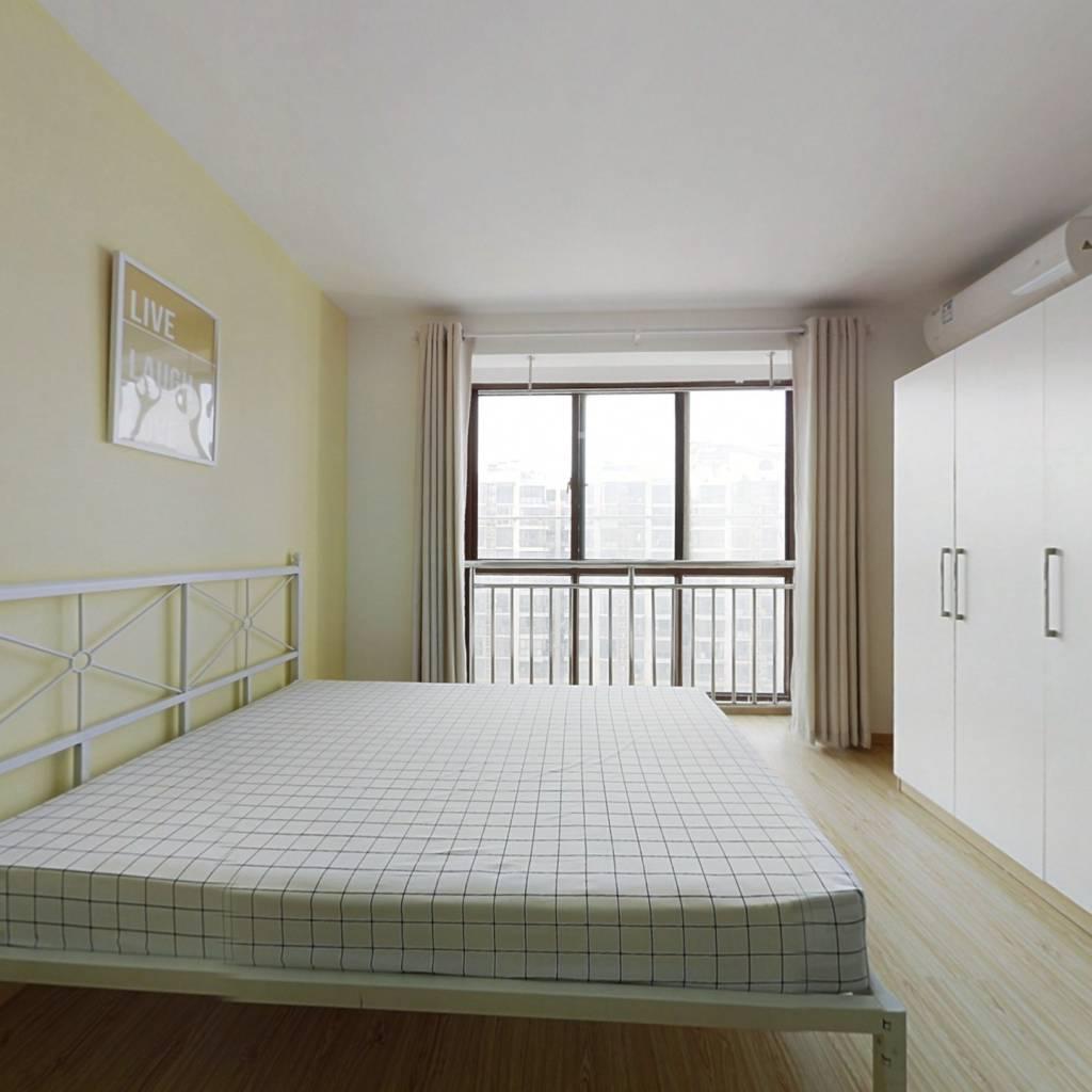 合租·春江新城天隆坊 4室1厅 南卧室图