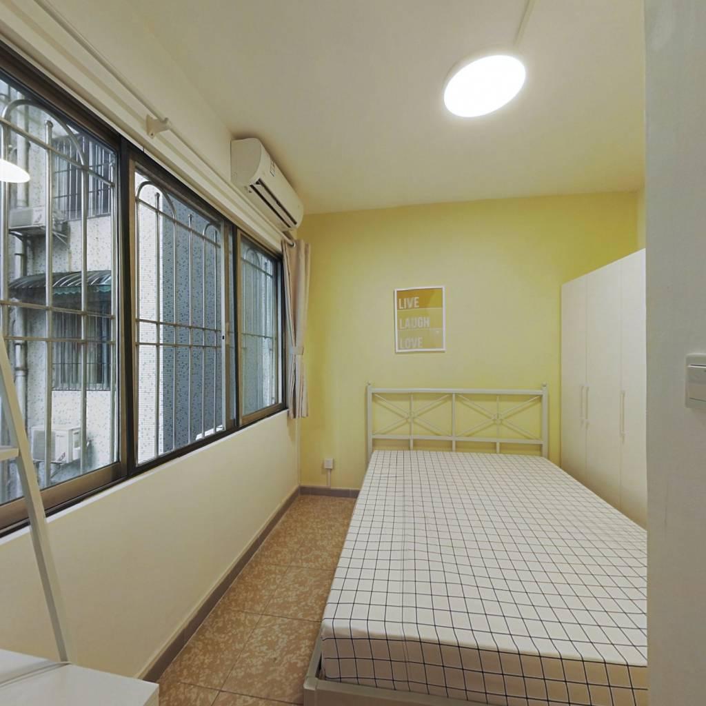 合租·穗茵园 3室1厅 南卧室图
