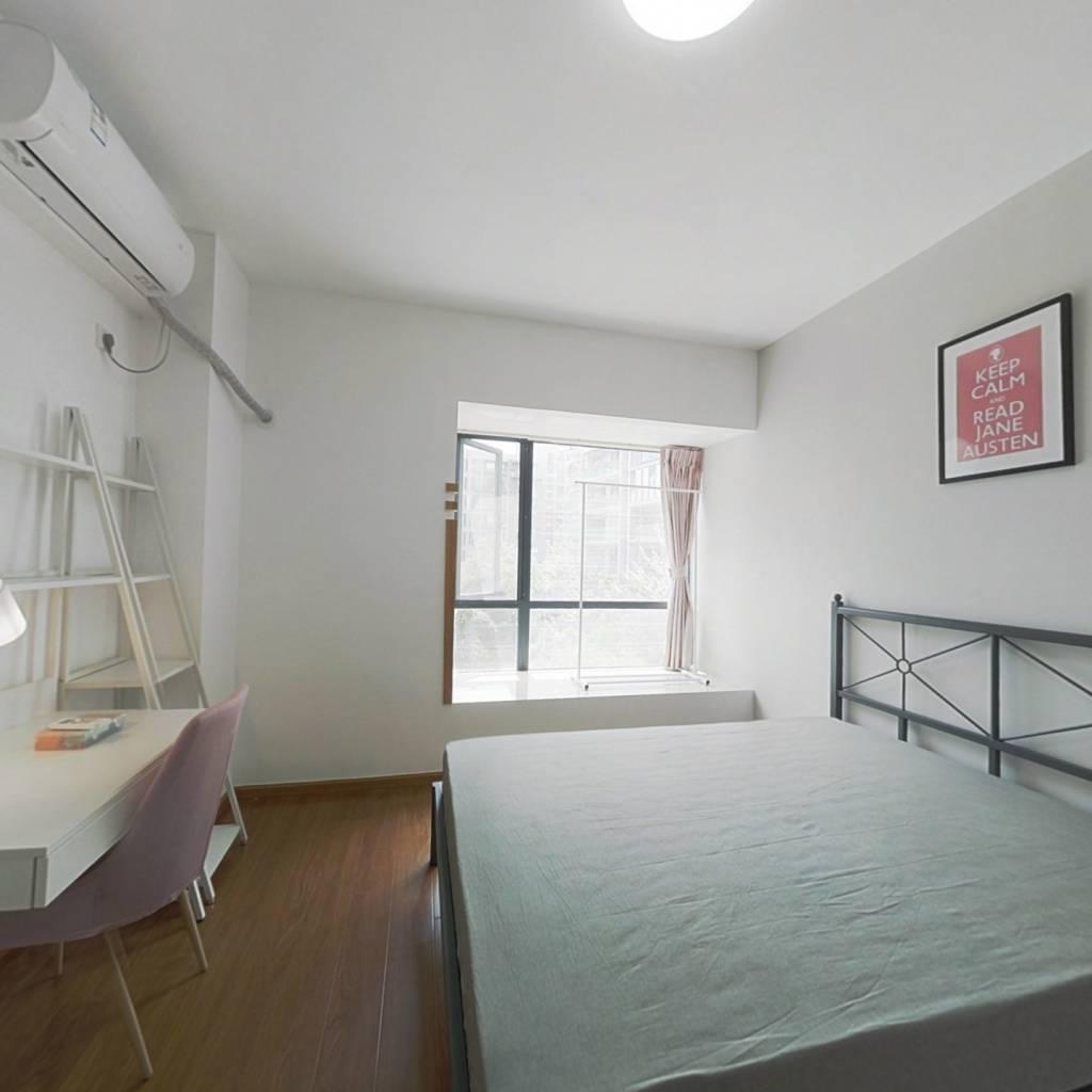 合租·红馆 4室1厅 西卧室图