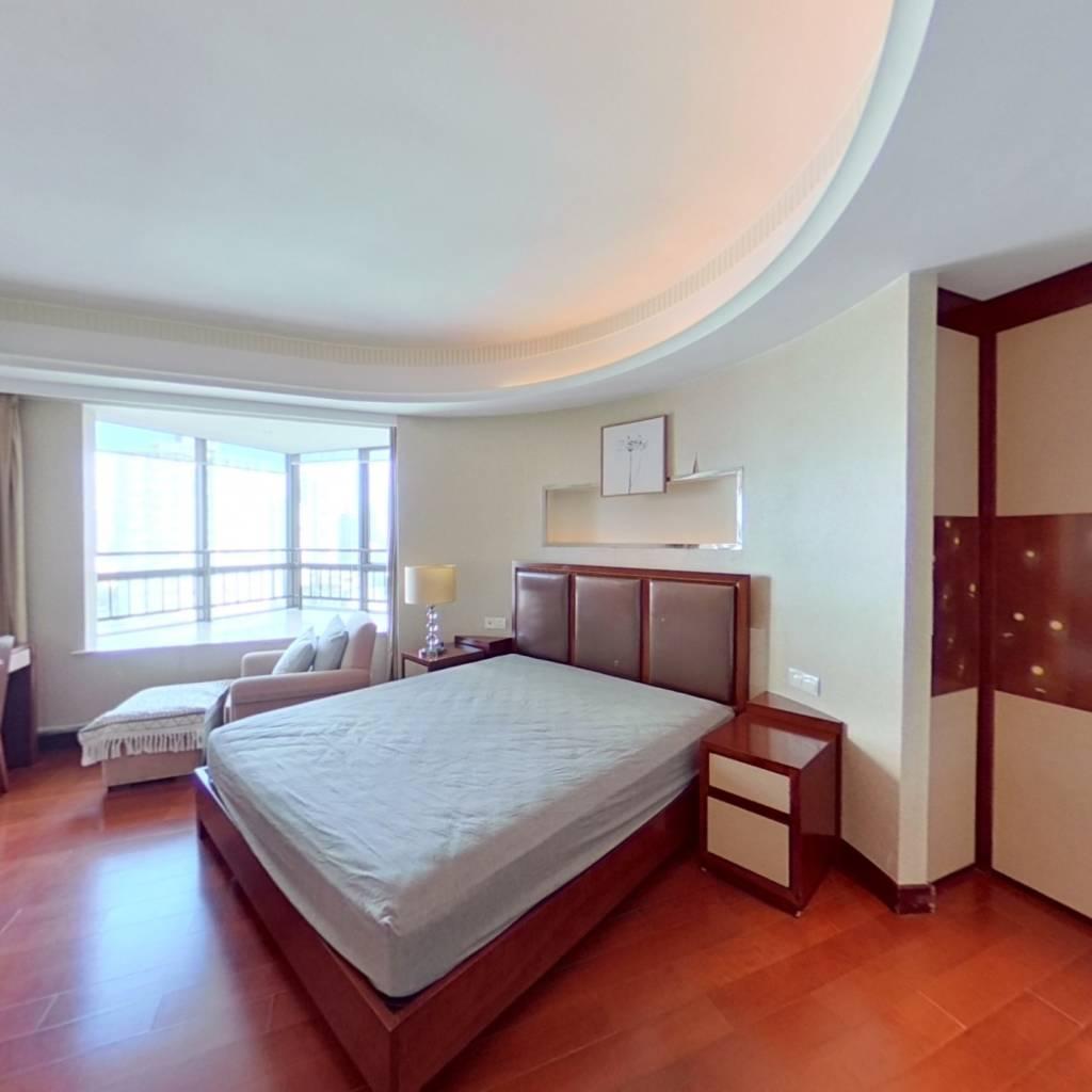 整租·静安紫苑 1室1厅 南卧室图