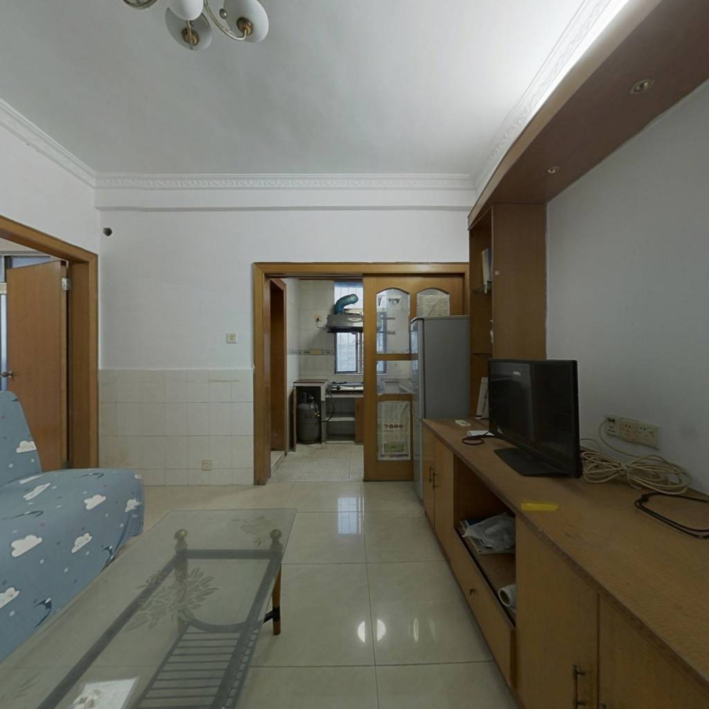 富洋楼 居家装修温馨舒适 高层采光通风效果好