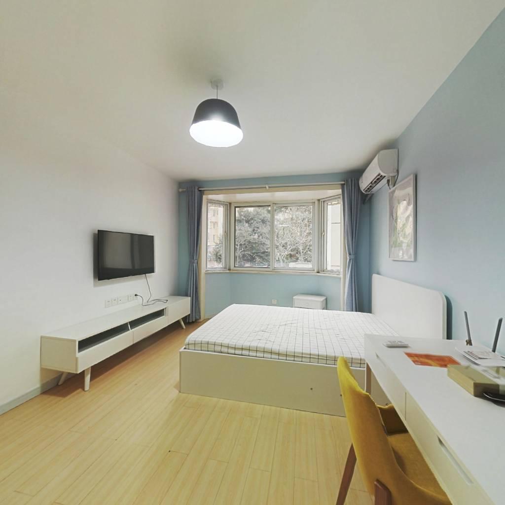 整租·赤峰小区 2室1厅 东南卧室图
