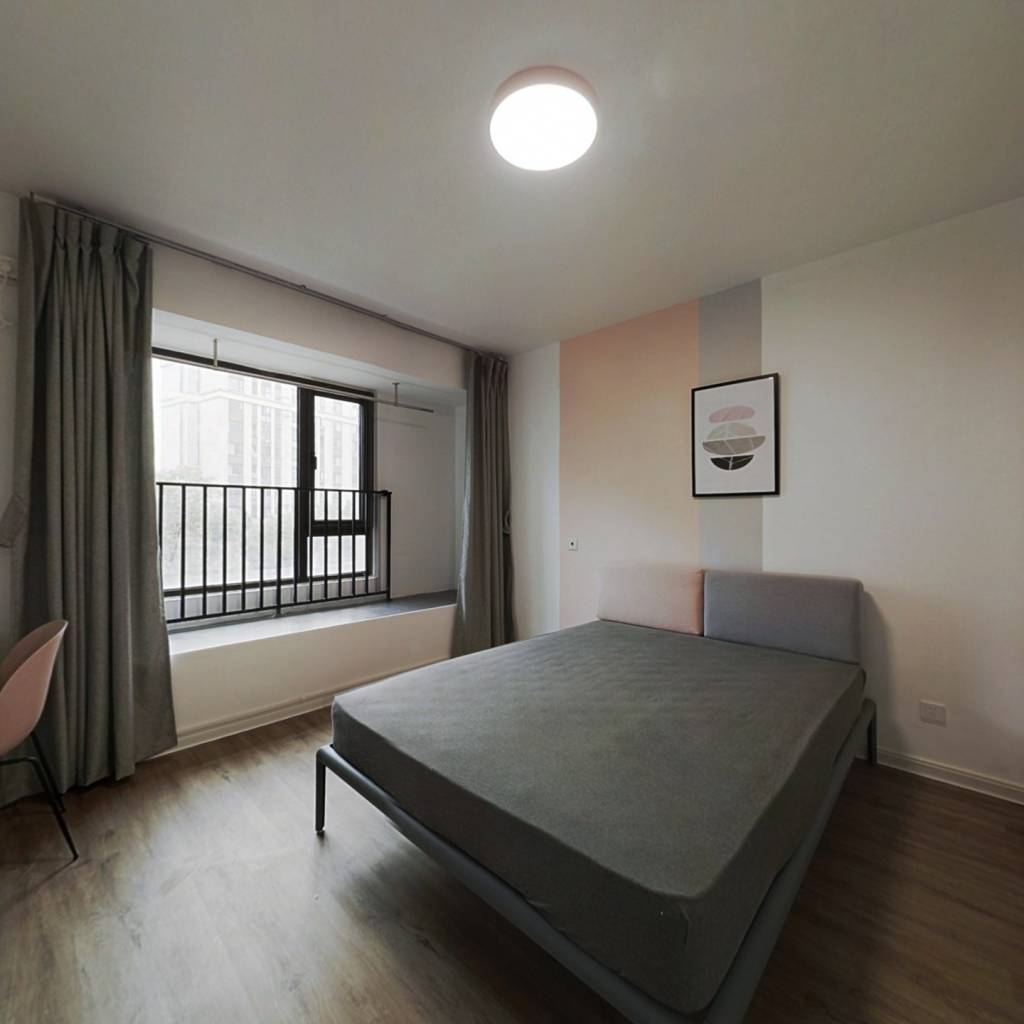 合租·中海西溪华府 5室1厅 南卧室图
