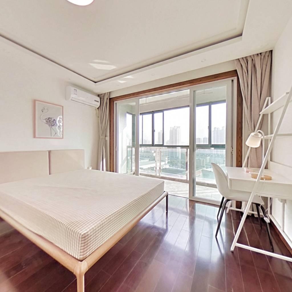 合租·河滨围城 4室1厅 南卧室图