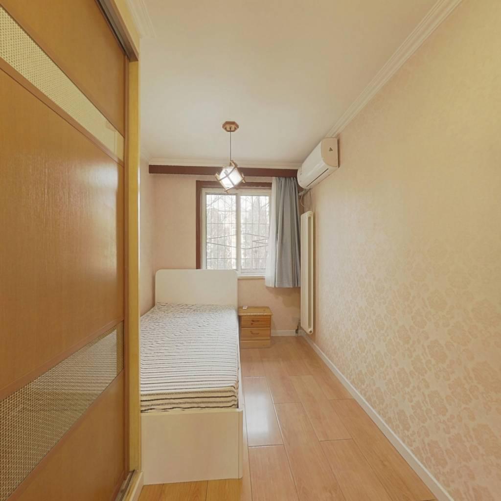 整租·安华里社区 2室1厅 南北卧室图